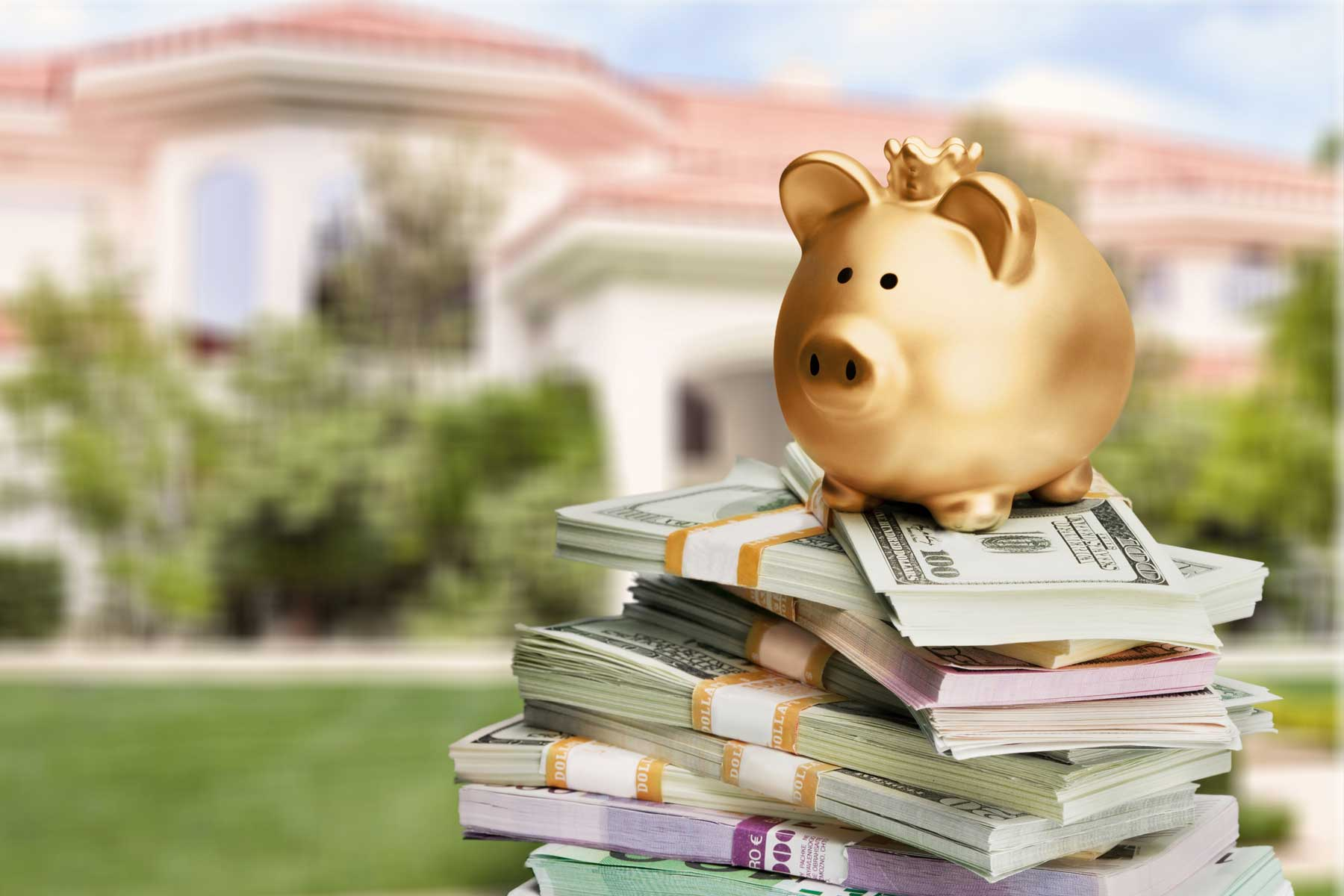 Save money for your piggy bank