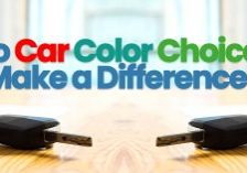 Do Car Color Choices Make a Difference__