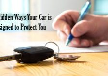 The Hidden Ways Your Car is Designed to Protect You