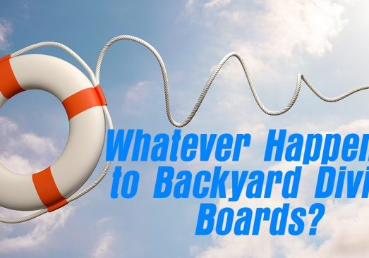 Whatever Happened to Backyard Diving Boards__