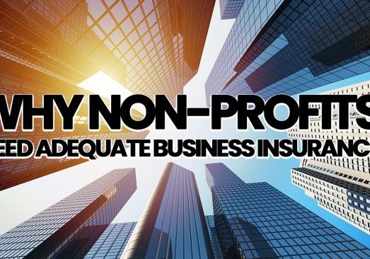 Why Non-profits Need Adequate Business Insurance copy